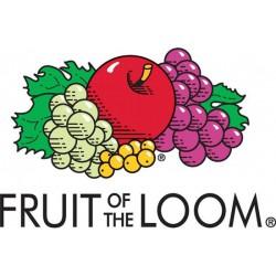 2 Stuks - Fruit of the Loom - Joggingbroek (Zwart) maat XL