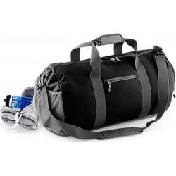 Bagbase Athleisure kit bag, Kleur Zwart