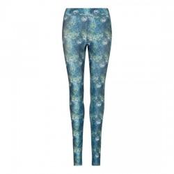 Girlie cool printed sport legging, Kleur Tropical Reef, Maat L
