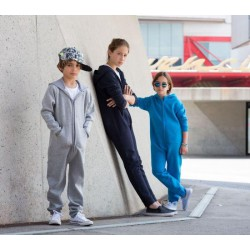 SF Onesie kinderen, Kleur Black, Maat 7/8 jaar