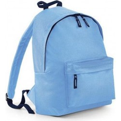 BagBase Backpack Rugzak - 18 l - Blauw