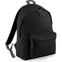 BagBase Backpack Rugzak - 18 l - Black