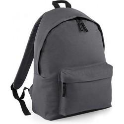 BagBase Backpack Rugzak - 18 l - Grijs/Graphite