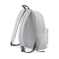 BagBase Backpack Rugzak - 18 l - Light Grey/Grap