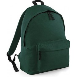BagBase Backpack Rugzak - 18 l - Bottle Green