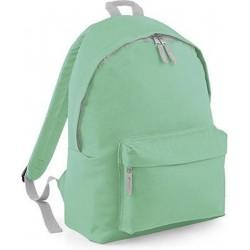 BagBase Backpack Rugzak - 18 l - Mint Green/Light